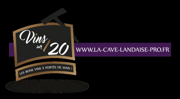 logo la cave landaise pro sans charriot