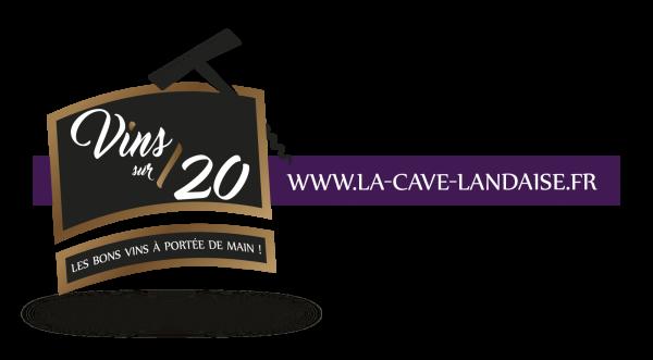 logo la cave landaise sans charriot