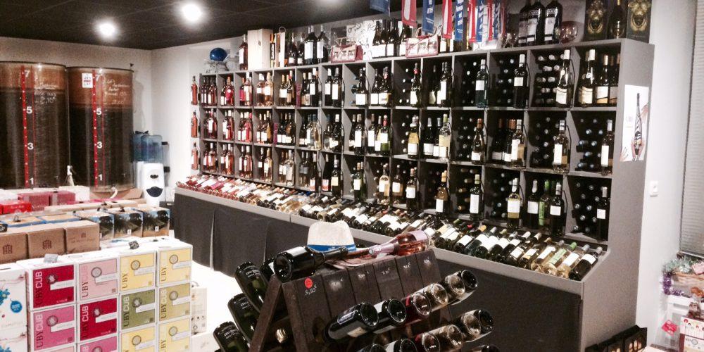 vins sur 20 la cave landaise