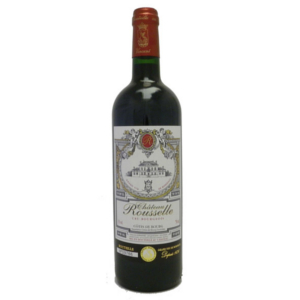 Côtes de bourg, vincent lemaître, château rousselle, 1er bourgeois