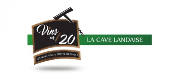 Logo Vins sur 20 cave landaise