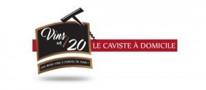 Logo Vins sur 20 caviste à domicile
