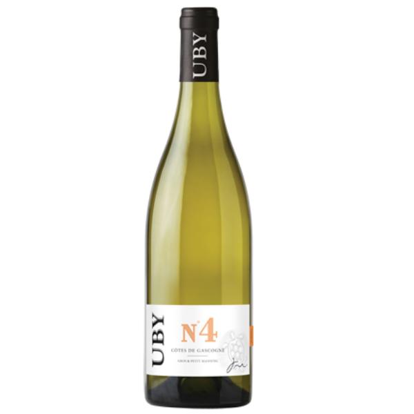 UBY N°4 - Gros et Petit Manseng - Côtes de Gascogne