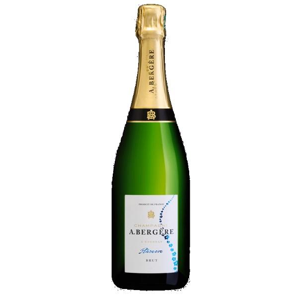 champagne andré bergère, adrien bergère brut