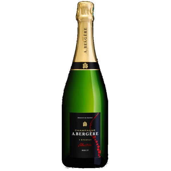 andré bergère, champagne sélection, adrien bergère