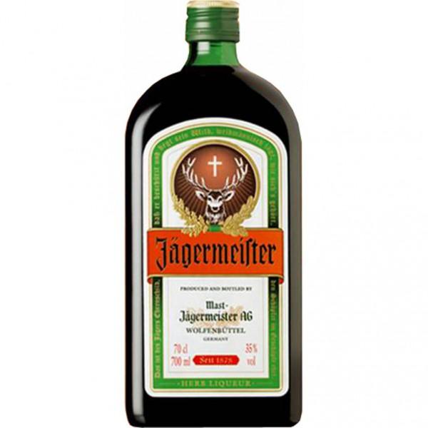 liqueur allemande Jägermeister, 56 herbes