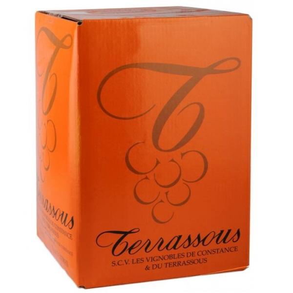 muscat de rivesaltes ambré, terrassous, vin doux naturel