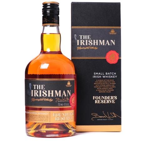 irish whiskey, the irishman