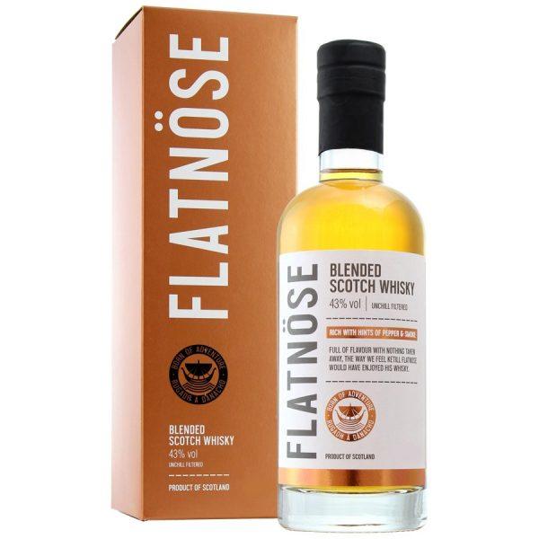 flatnose-blended scotch whisky