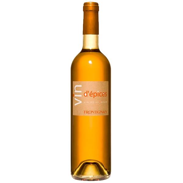 frontignan muscat vin d'épices