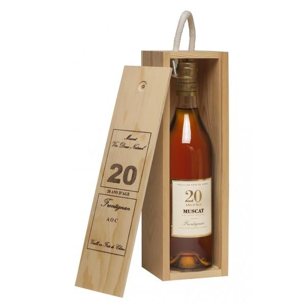 frontignan, muscat, 20 ans d'âge, vin doux