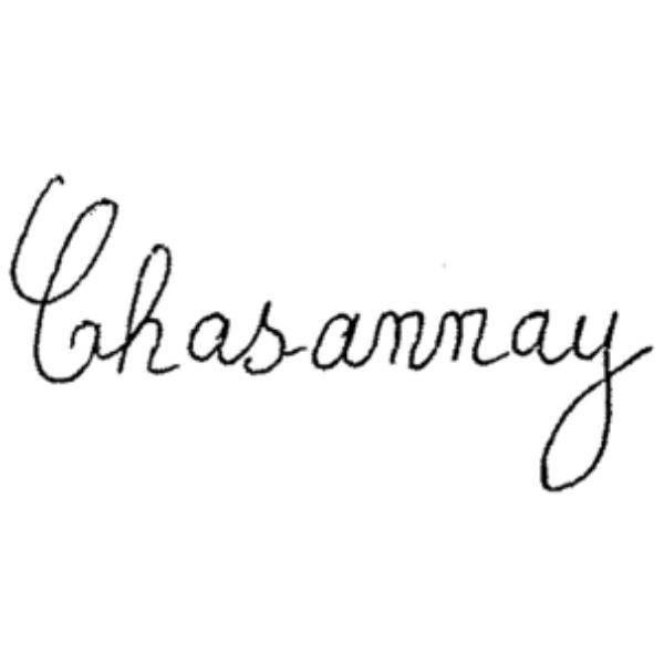 chasan chasannay blanloeil