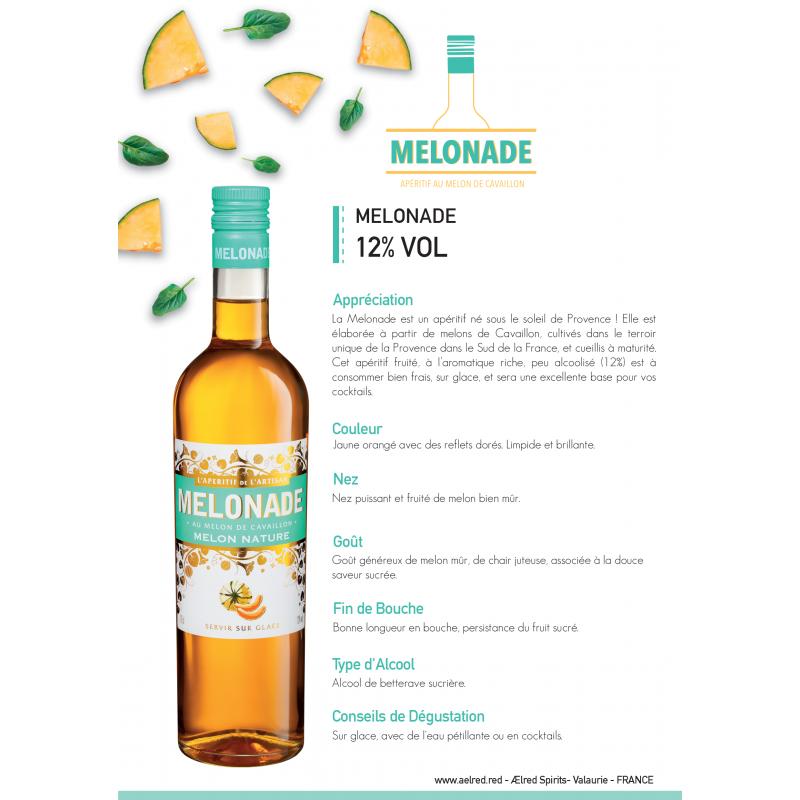 melonade-eyguebelle aelred fiche technique