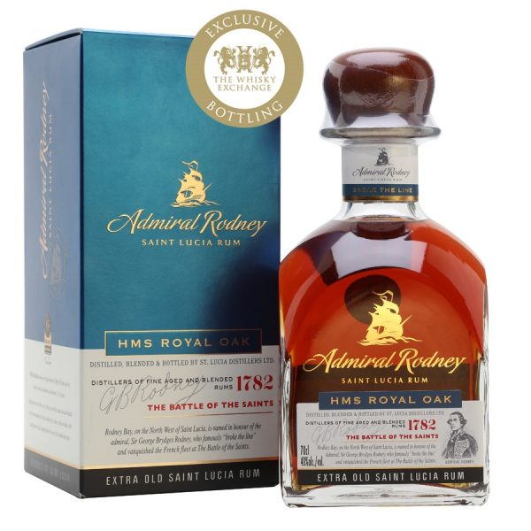 rhum admiral rodney hms royal oak