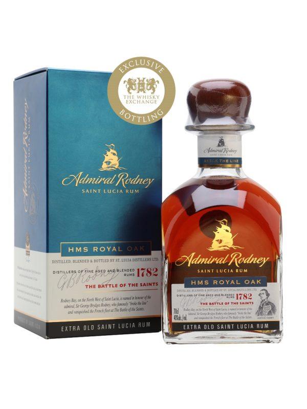rhum admiral rodney hms royal oak
