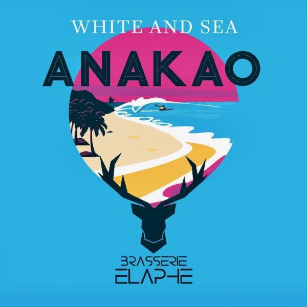élaphe bière blanche bio anakao