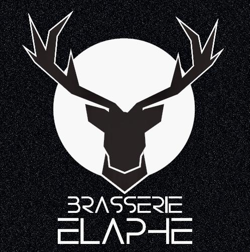 logo brasserie élaphe cave landaise