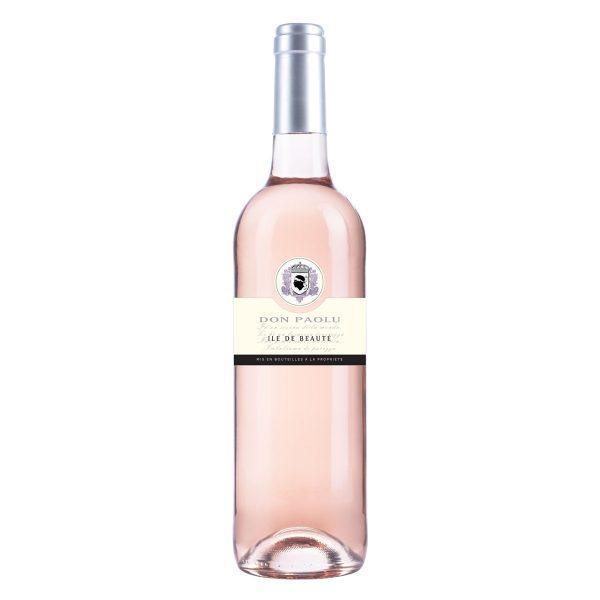don paolu rosé île de beauté corse aghione