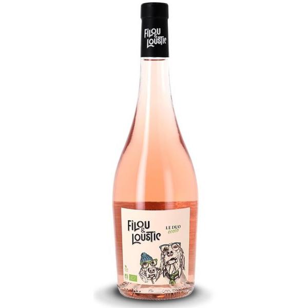 filou-loustic-rose-preignes-robert-vic-bio